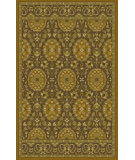 RugStudio presents Surya Mykonos MYK-5002 Green / Neutral / Yellow Area Rug