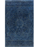 RugStudio presents Surya Mykonos MYK-5004 Teal Hand-Tufted, Good Quality Area Rug
