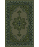 RugStudio presents Surya Mykonos MYK-5009 Green Hand-Tufted, Good Quality Area Rug