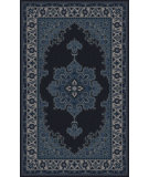 RugStudio presents Surya Mykonos MYK-5011 Navy Hand-Tufted, Good Quality Area Rug