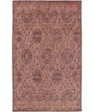 RugStudio presents Surya Mykonos Myk-5018 Pastel Pink Hand-Tufted, Good Quality Area Rug
