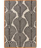 RugStudio presents Surya Nantes Nan-8003 Black Woven Area Rug