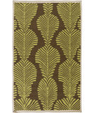 RugStudio presents Surya Nantes Nan-8004 Lime Woven Area Rug