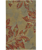 RugStudio presents Surya Natura NAT-7004 Walnut Curry Hand-Tufted, Good Quality Area Rug