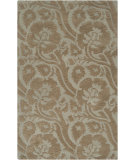 RugStudio presents Surya Natura Nat-7051 Sky Gray Hand-Tufted, Good Quality Area Rug