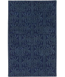 RugStudio presents Surya Natura Nat-7056 Navy Hand-Tufted, Good Quality Area Rug