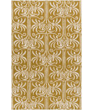 RugStudio presents Surya Natura Nat-7059 Gold Hand-Tufted, Good Quality Area Rug