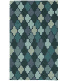 RugStudio presents Surya Nia NIA-7000 Blue / Green Woven Area Rug