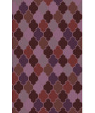 RugStudio presents Surya Nia NIA-7003 Violet (purple) Woven Area Rug