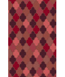 RugStudio presents Surya Nia NIA-7005 Pink / Red / Violet (purple) Woven Area Rug
