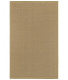 RugStudio presents Surya Natural Living Soho Beige Sisal/Seagrass/Jute Area Rug