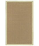 RugStudio presents Surya Natural Living Soho Green Sisal/Seagrass/Jute Area Rug