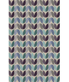 RugStudio presents Surya Native Ntv-7000 Slate Flat-Woven Area Rug