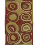 RugStudio presents Surya Naya Ny-4003 Beige / Brown Hand-Tufted, Good Quality Area Rug