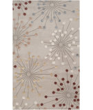 RugStudio presents Surya Naya Ny-5219 Winter White Hand-Tufted, Good Quality Area Rug