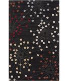 RugStudio presents Surya Naya Ny-5229 Jet Black Hand-Tufted, Good Quality Area Rug