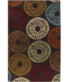 RugStudio presents Rugstudio Sample Sale 57062R Espresso Hand-Tufted, Good Quality Area Rug
