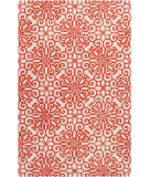 RugStudio presents Surya Oasis Oas-1081 Rust Red Hand-Tufted, Good Quality Area Rug