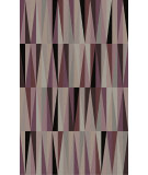 RugStudio presents Surya Oasis OAS-1098 Neutral / Violet (purple) Area Rug