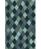 RugStudio presents Surya Oasis OAS-1102 Blue / Green Area Rug