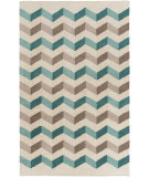 RugStudio presents Surya Oasis Oas-1107 Light Gray Hand-Tufted, Good Quality Area Rug
