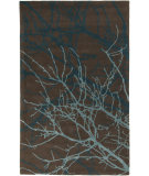 RugStudio presents Surya Organic Modern OMR-1027 Sea Blue Hand-Tufted, Best Quality Area Rug
