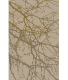 RugStudio presents Surya Organic Modern OMR-1028 Neutral / Green Area Rug
