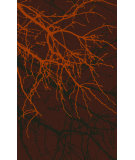 RugStudio presents Surya Organic Modern OMR-1029 Neutral / Green / Red Hand-Tufted, Best Quality Area Rug
