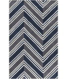 RugStudio presents Surya Opera Opr-6000 Navy Hand-Tufted, Good Quality Area Rug