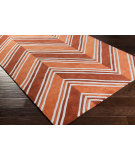 RugStudio presents Surya Opera Opr-6003 Burnt Orange Hand-Tufted, Good Quality Area Rug
