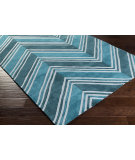 RugStudio presents Surya Opera Opr-6005 Teal Hand-Tufted, Good Quality Area Rug