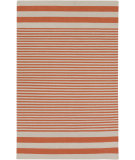 RugStudio presents Surya Oxford Oxf-3000 Rust Flat-Woven Area Rug