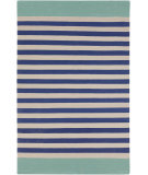 RugStudio presents Surya Oxford Oxf-3001 Cobalt Flat-Woven Area Rug