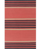 RugStudio presents Surya Oxford Oxf-3002 Coral Flat-Woven Area Rug