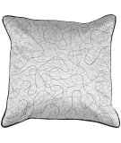 RugStudio presents Surya Pillows P-0211 Light Gray