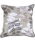 RugStudio presents Surya Pillows P-0213 Light Gray