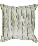 RugStudio presents Surya Pillows P-0219 Ivory/Olive
