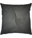 RugStudio presents Surya Pillows P-0223 Black/Gray