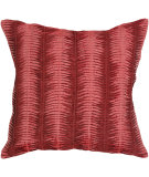 RugStudio presents Surya Pillows P-0263 Burgundy