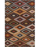 RugStudio presents Surya Paria PAI-6000 Burnt Orange Hand-Tufted, Good Quality Area Rug