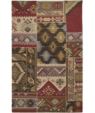 RugStudio presents Surya Patch Work PAT-1002 Flat-Woven Area Rug