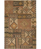 RugStudio presents Surya Patch Work PAT-1003 Terra Cotta Flat-Woven Area Rug