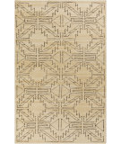RugStudio presents Surya Pueblo PBL-6000 Green Hand-Knotted, Best Quality Area Rug