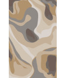 RugStudio presents Surya Pigments PGM-3002 Beige / Gray Hand-Tufted, Best Quality Area Rug