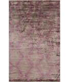 RugStudio presents Surya Platinum PLAT-9025 Neutral / Violet (purple) Area Rug