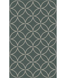 RugStudio presents Surya Papyrus PPY-4905 Blue / Green Hand-Tufted, Good Quality Area Rug