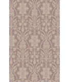 RugStudio presents Surya Paris PRS-2010 Neutral / Violet (purple) Hand-Tufted, Good Quality Area Rug