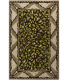 RugStudio presents Surya Paris PRS-2011 Neutral / Green Hand-Tufted, Good Quality Area Rug