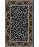 RugStudio presents Surya Paris PRS-2014 Neutral / Blue Hand-Tufted, Good Quality Area Rug