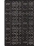 RugStudio presents Surya Portera Prt-1051 Charcoal Machine Woven, Good Quality Area Rug